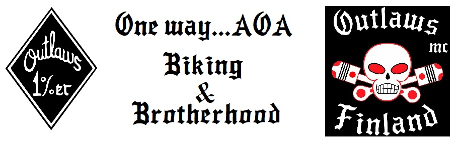 Biking & Brotherhood -Outlaws MC Finland